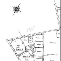 Location Bureau Paris 8ème 45 m²