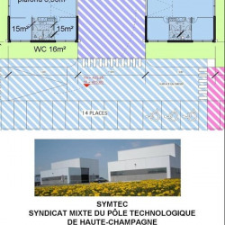 Location Local d'activités Nogent 130 m²