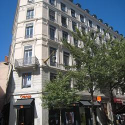 Location Bureau Lyon 2ème 34,6 m²