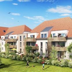 photo appartement neuf Schiltigheim
