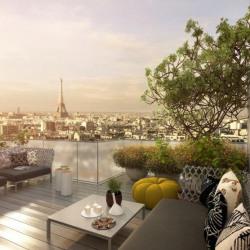 photo immobilier neuf Paris 15ème