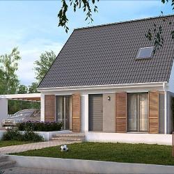 Maison  5 pièces + Terrain   m² Rouen