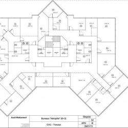 Vente Bureau Blagnac 600 m²