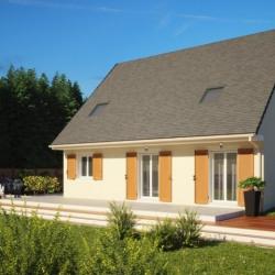 Maison  5 pièces + Terrain  955 m² Saulnières