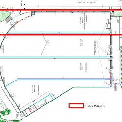 Location Local d'activités Les Ulis 812 m²