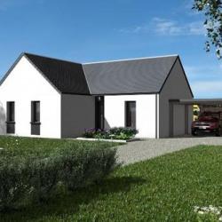 Maison  4 pièces + Terrain  527 m² Santenay