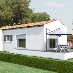 Maison  4 pièces + Terrain  450 m² Sauzet