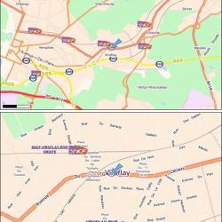 Location Bureau Viroflay 2920 m²
