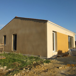 Maison  5 pièces + Terrain  900 m² Gémozac