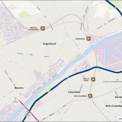 Location Bureau Argenteuil 581 m²