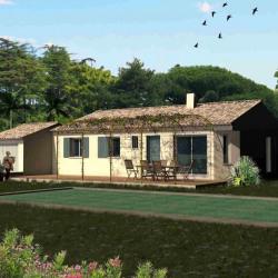 Maison  4 pièces + Terrain  650 m² Les Mées