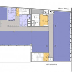 Location Bureau Paris 8ème 963 m²
