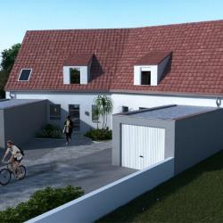 Maison  5 pièces + Terrain  242 m² Berstett