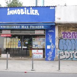 Vente Local commercial Saint-Ouen 40 m²
