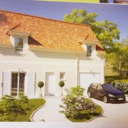 Maison  4 pièces + Terrain  280 m² Saint-Ouen-l'Aumône