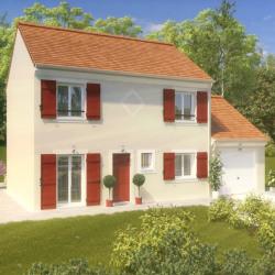 Maison  4 pièces + Terrain  480 m² Béthisy-Saint-Pierre