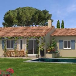 Maison  4 pièces + Terrain  363 m² Corbières