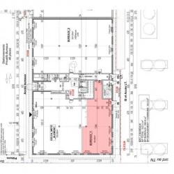 Location Bureau Metz 100 m²