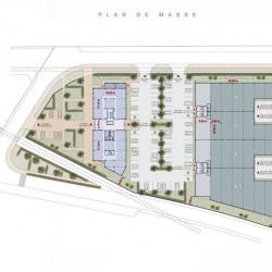 Location Local d'activités Villeneuve-le-Roi 6178 m²