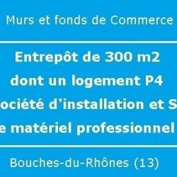 Vente Local d'activités Aix-en-Provence (13100)