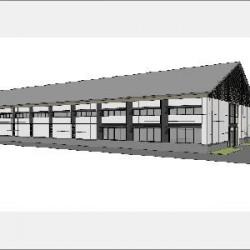 Vente Local commercial Vaulx-en-Velin 2000 m²