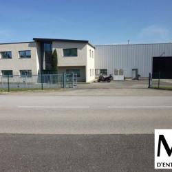 Vente Local d'activités Saint-Quentin-Fallavier (38070)