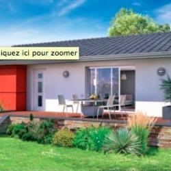 Maison  3 pièces + Terrain  190 m² Pia