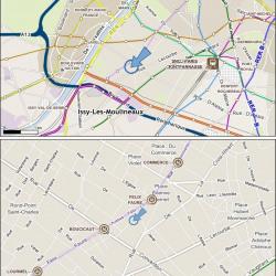 Location Bureau Paris 15ème 850 m²