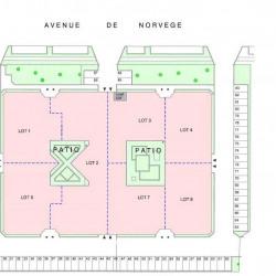 Location Bureau Villebon-sur-Yvette 322 m²