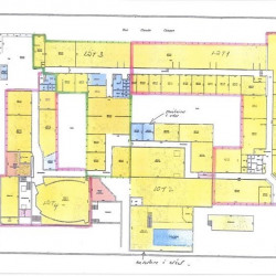 Location Bureau Metz 1164 m²