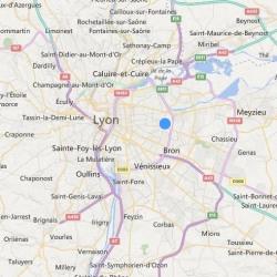 Location Bureau Villeurbanne 500 m²