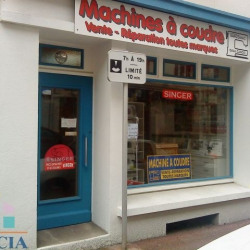 Location Local commercial Lorient 24,47 m²