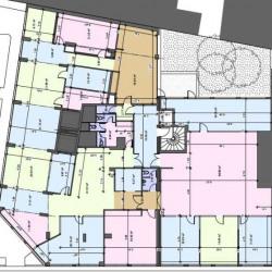 Location Bureau Paris 20ème 520 m²