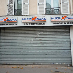Location Local commercial Paris 12ème 30 m²