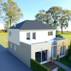 Maison  5 pièces + Terrain  165 m² Nanterre