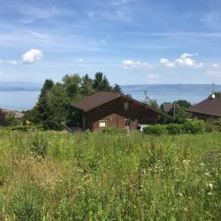 Terrain  de 500 m²  Évian-les-Bains  (74500)