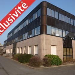 Location Bureau Rennes 122 m²