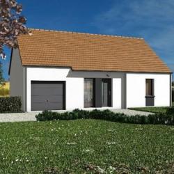 Maison  3 pièces + Terrain  952 m² Villefranche-sur-Cher