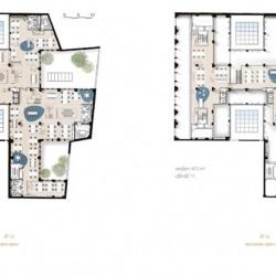 Location Bureau Paris 8ème 10948 m²