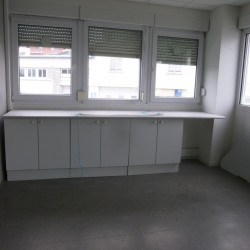 Location Bureau Seyssinet-Pariset 92 m²