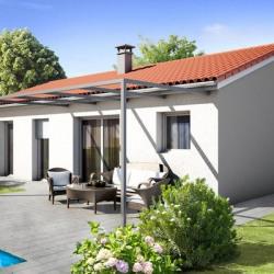 Maison  4 pièces + Terrain  400 m² Thuret