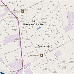 Vente Local d'activités La Garenne-Colombes 850 m²