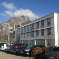Location Bureau Grenoble 315 m²