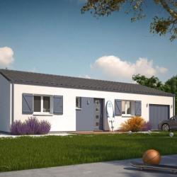 Maison  4 pièces + Terrain  400 m² Saint-Sulpice-de-Royan