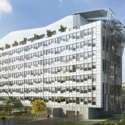 Location Bureau Lyon 3ème 4476 m²