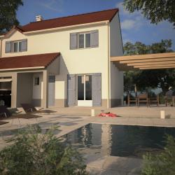 Maison  6 pièces + Terrain  380 m² Antony
