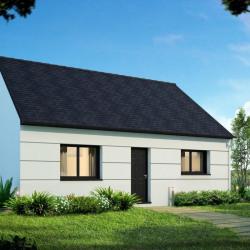 Maison  4 pièces + Terrain  850 m² Sacquenville