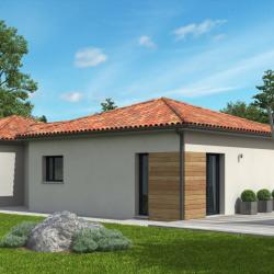 Maison  5 pièces + Terrain  1000 m² Malemort du Comtat