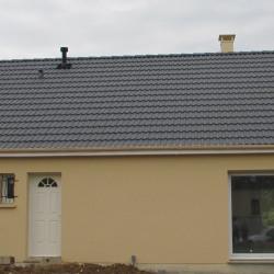 Maison  5 pièces + Terrain  460 m² Vieille-Église