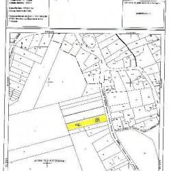 Vente Terrain Bourlon 1840 m²